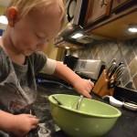 Eli Cooking